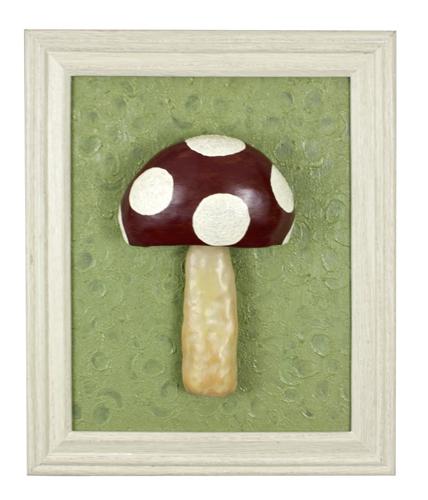 Mushroom No. 1 (WhiteRosesArt.com)