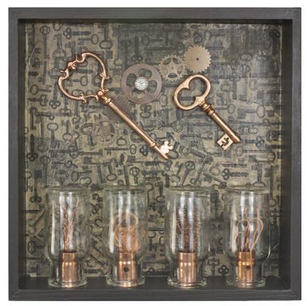Copper Keys (WhiteRosesArt.com)